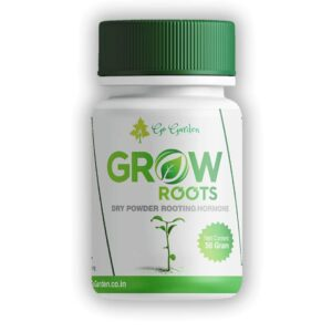 Go Garden Grow Roots Rooting Hormone for Plants Cuttings Improved Fastest Growth Formula (